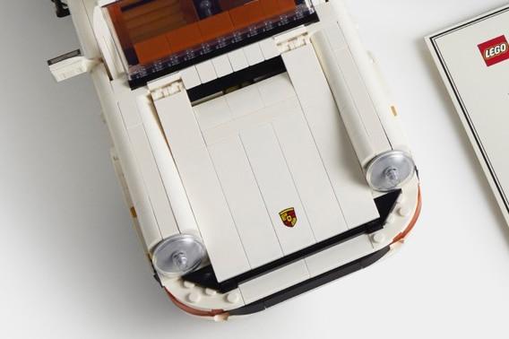 LEGO 10295 Porsche Neue Teile 06