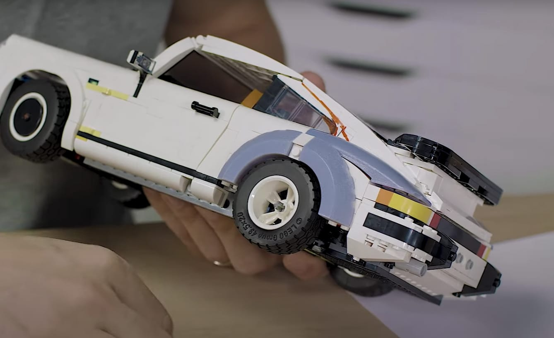 LEGO 10295 Porsche Neue Teile Formen