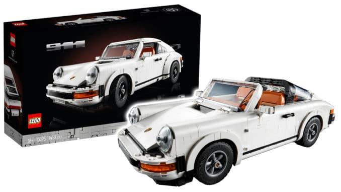 LEGO 10295 Porsche Titelbild