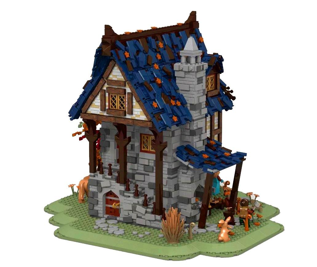 LEGO 21325 Vergleich Ideas 1 Neu