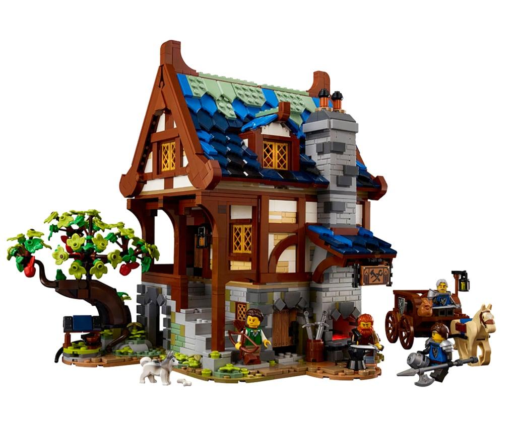 LEGO 21325 Vergleich Ideas 2