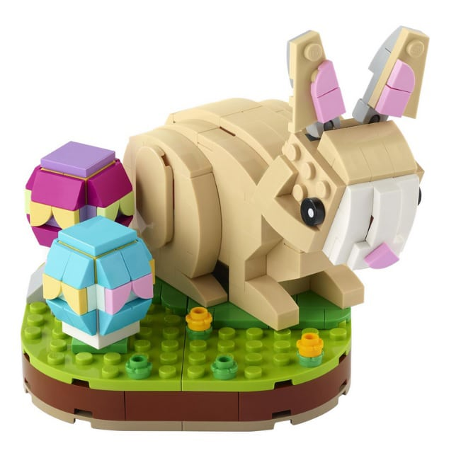 LEGO 40463 Osterhase 01