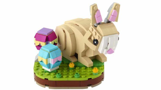 LEGO 40463 Osterhase Titel