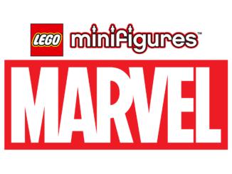 LEGO 71031 Marvel Minifiguren Serie