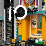LEGO 71741 LEGO Ninjago City Gardens (21)
