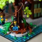 LEGO 71741 LEGO Ninjago City Gardens (4)