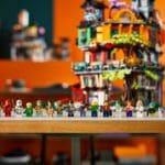 LEGO 71741 LEGO Ninjago City Gardens (7)