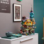 LEGO 71741 LEGO Ninjago City Gardens (9)