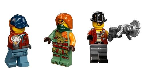 LEGO 71741 Ninjago City Gardens Minifiguren 04