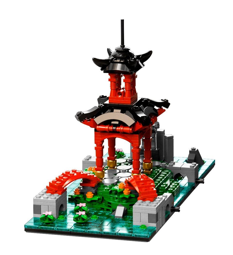 LEGO 71741 Tempelinsel