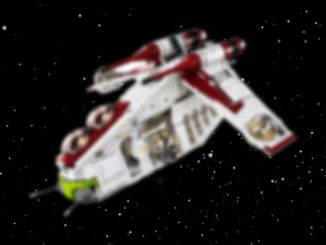 LEGO 75309 Gunship Star Wars