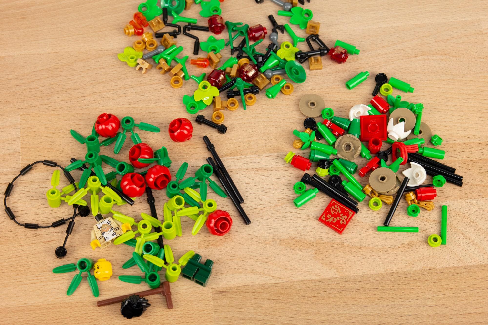 LEGO 80107 Fruehlingslaternenfest Chinesisches Neujahr 32