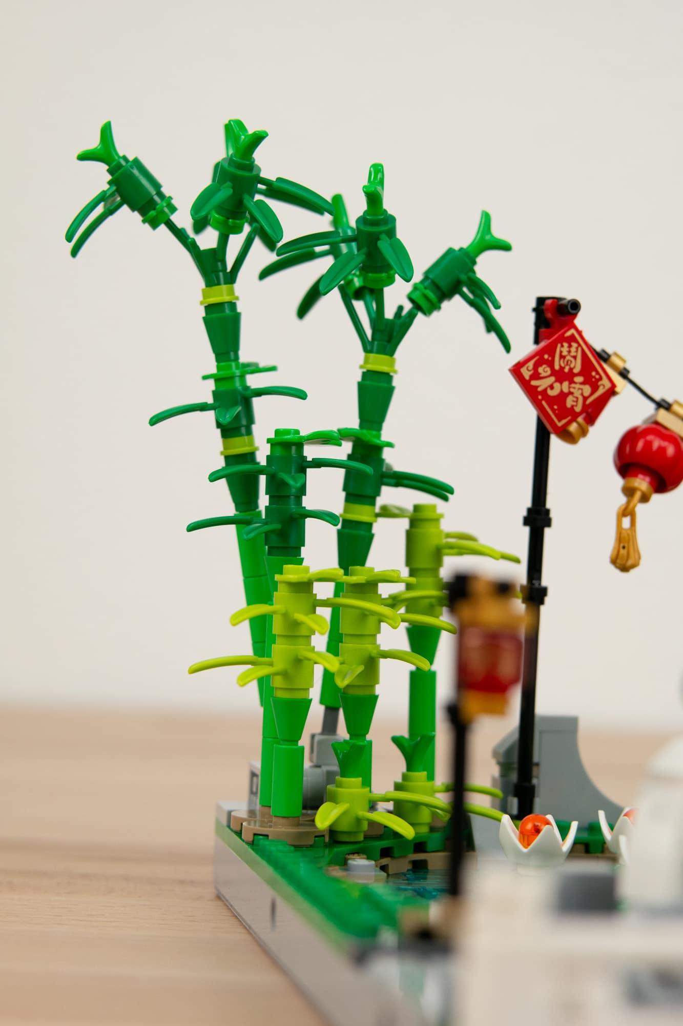 LEGO 80107 Fruehlingslaternenfest Chinesisches Neujahr 34