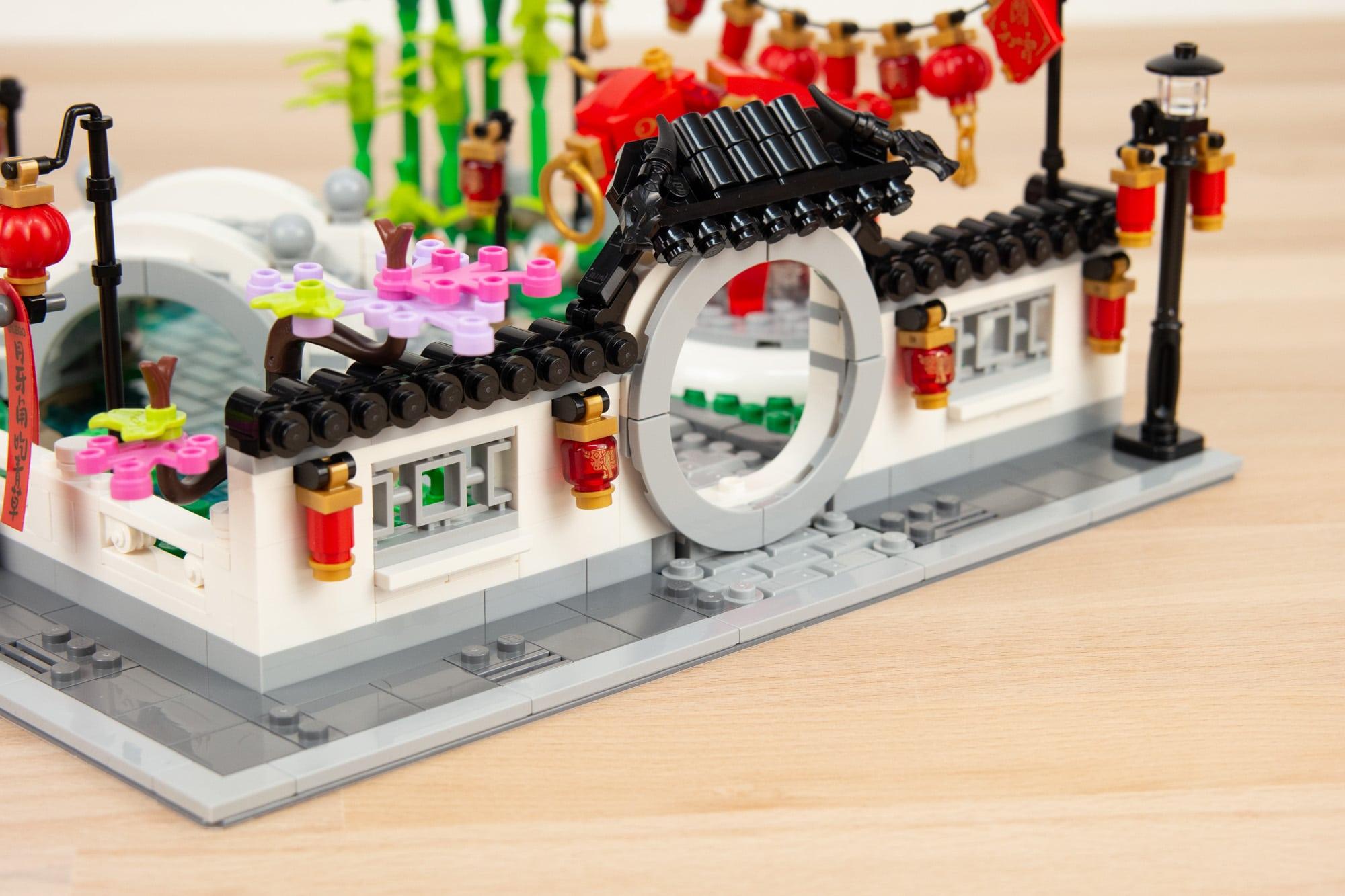 LEGO 80107 Fruehlingslaternenfest Chinesisches Neujahr 36