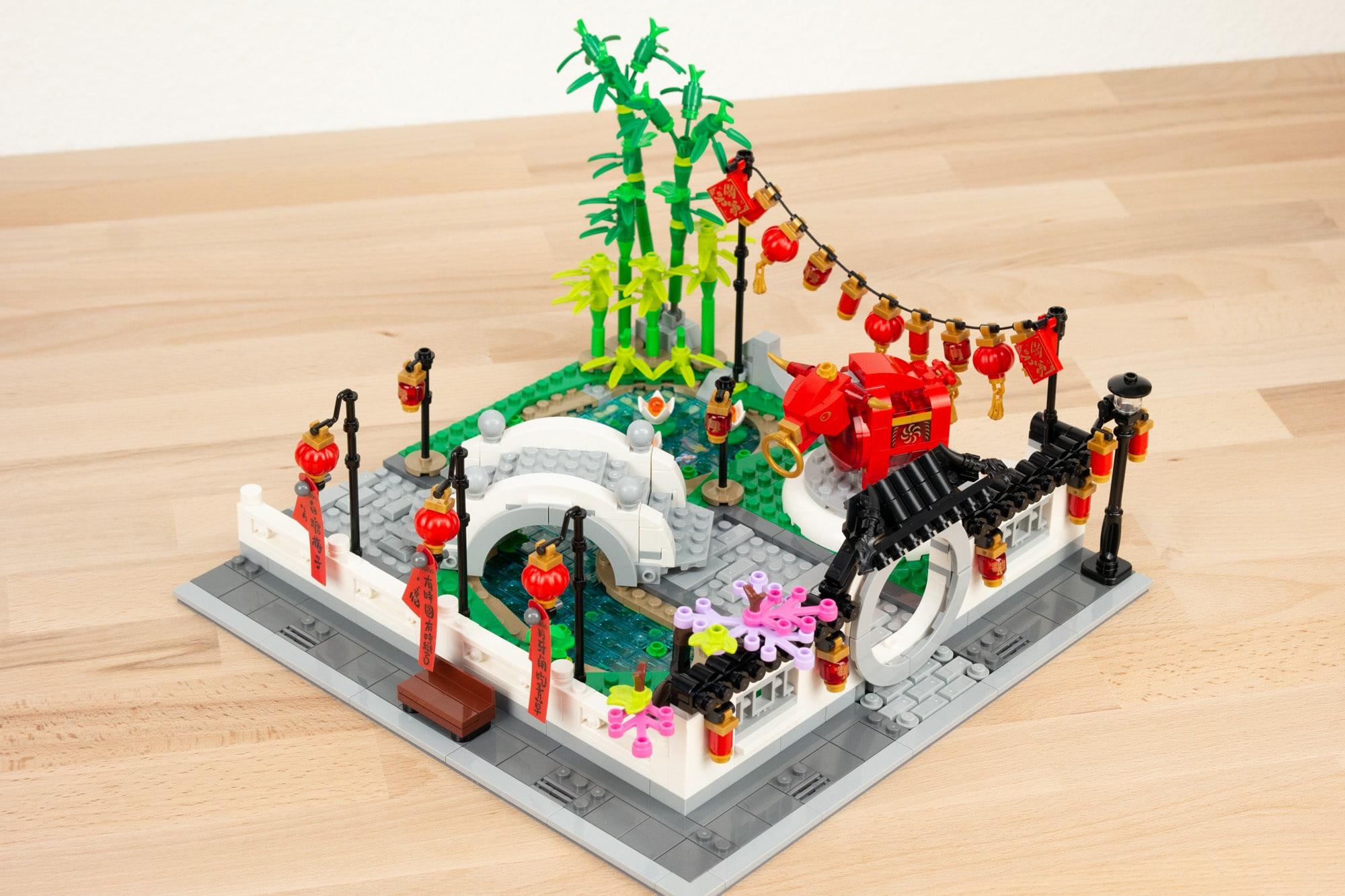 LEGO 80107 Fruehlingslaternenfest Chinesisches Neujahr 39