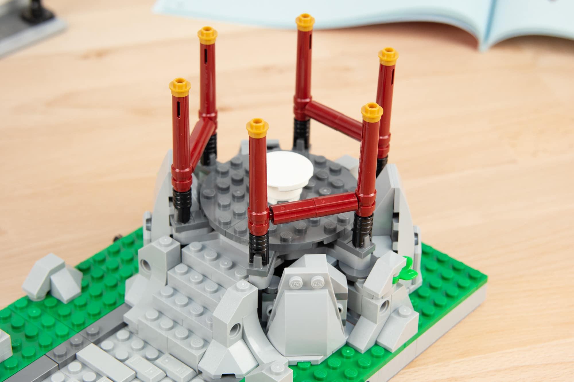 LEGO 80107 Fruehlingslaternenfest Chinesisches Neujahr 46