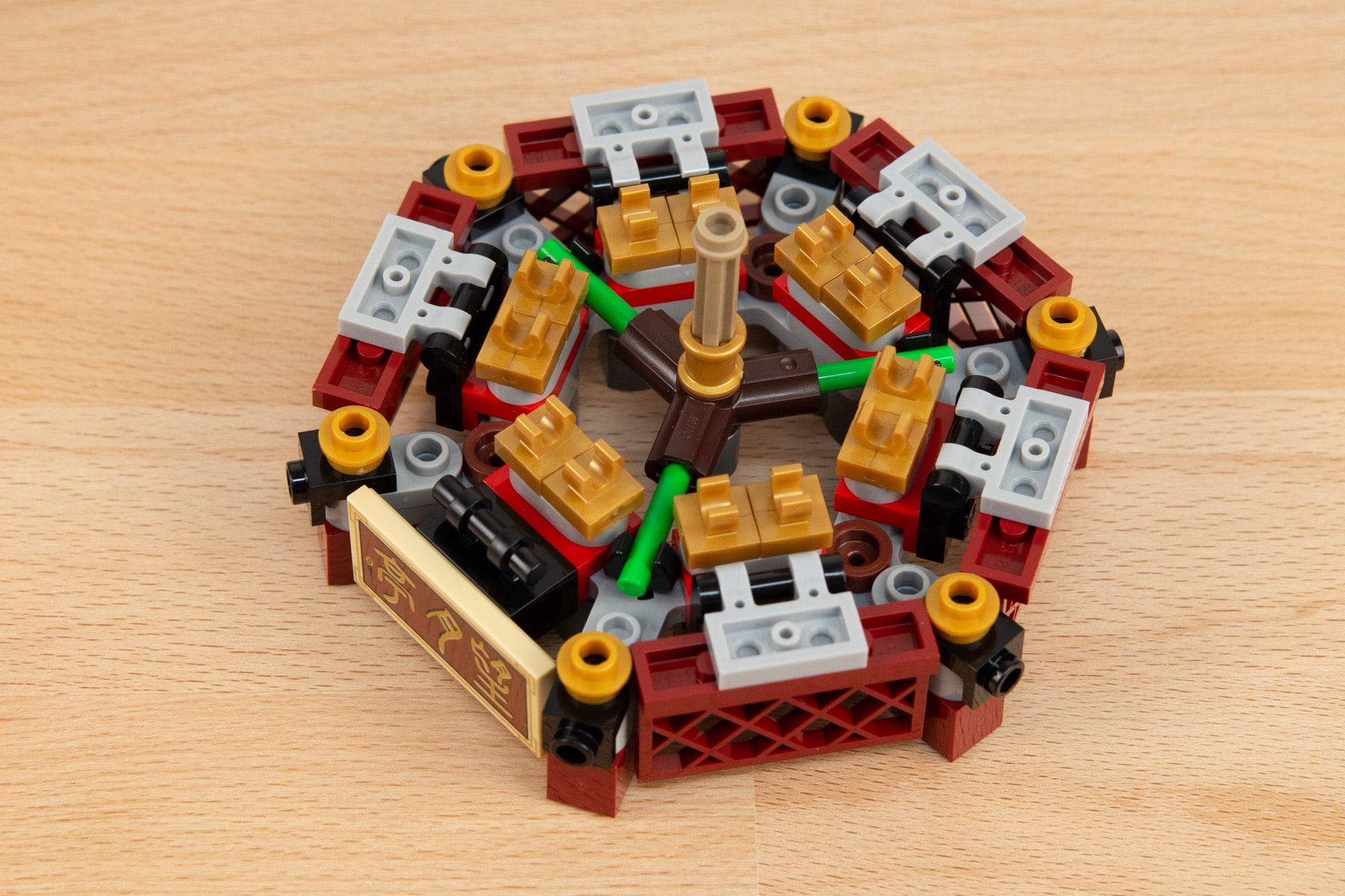 LEGO 80107 Fruehlingslaternenfest Chinesisches Neujahr 48