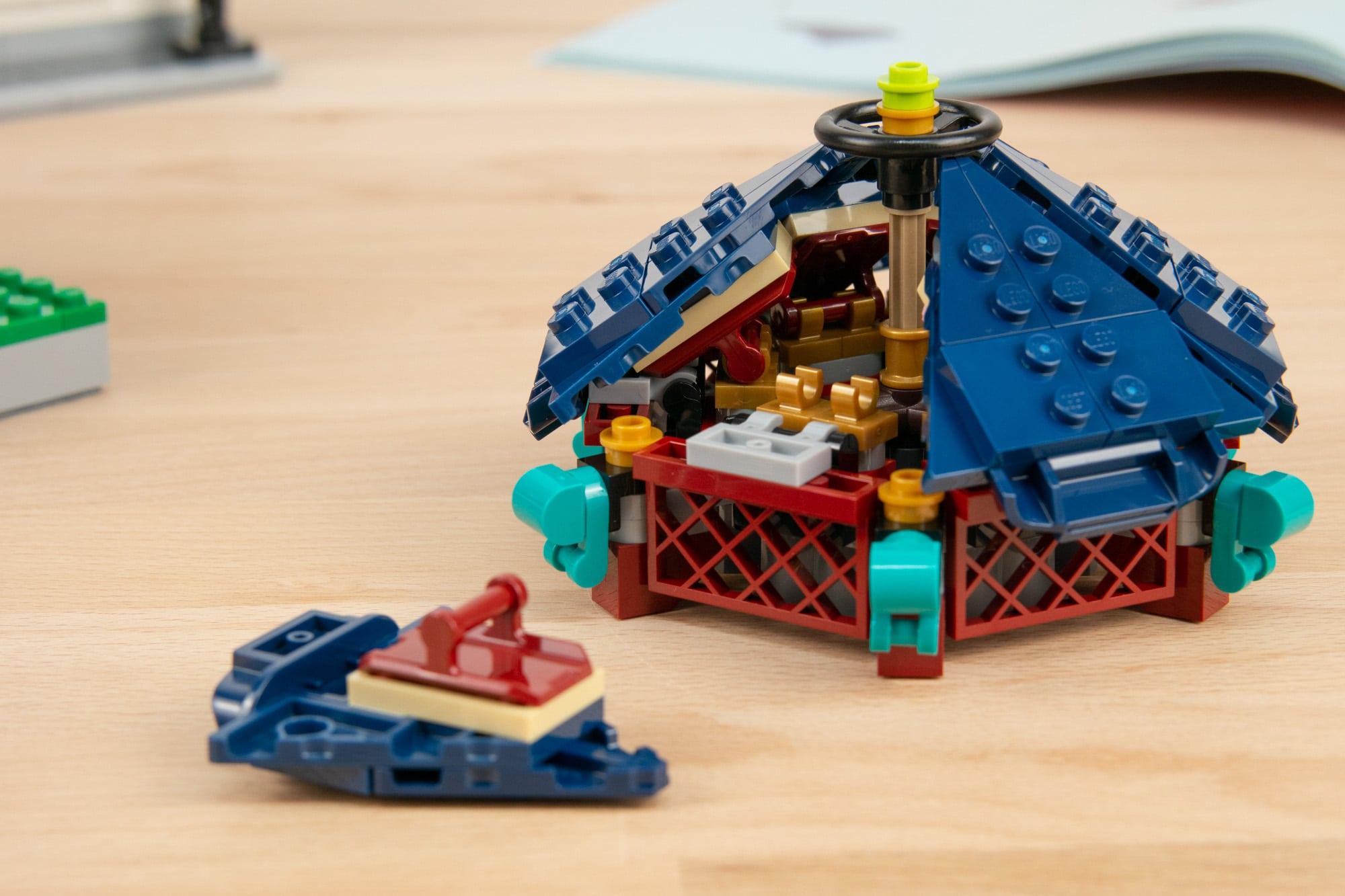 LEGO 80107 Fruehlingslaternenfest Chinesisches Neujahr 49