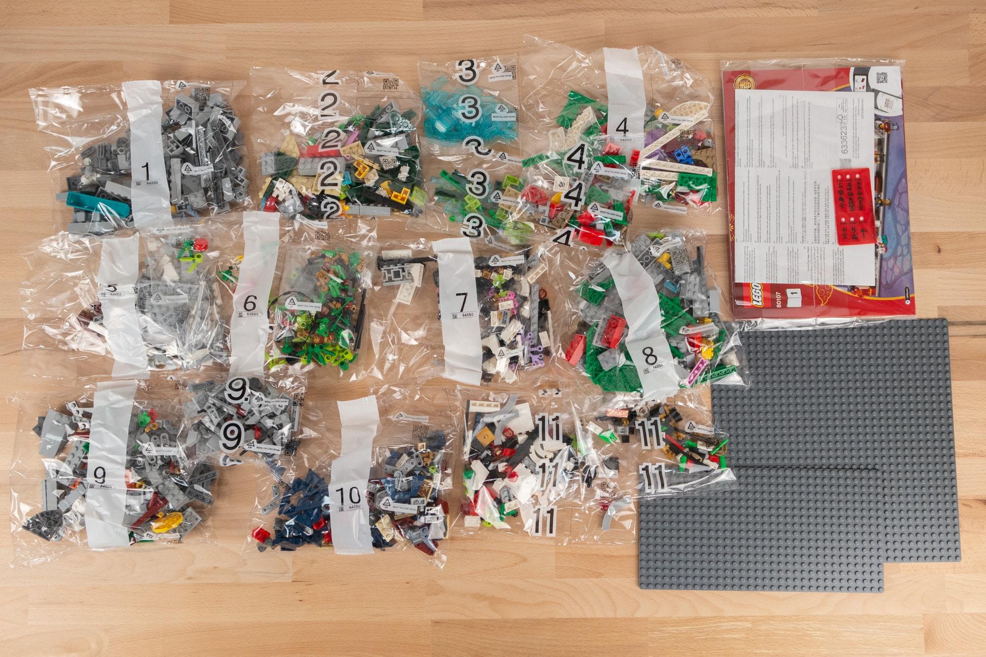 LEGO 80107 Fruehlingslaternenfest Chinesisches Neujahr 5