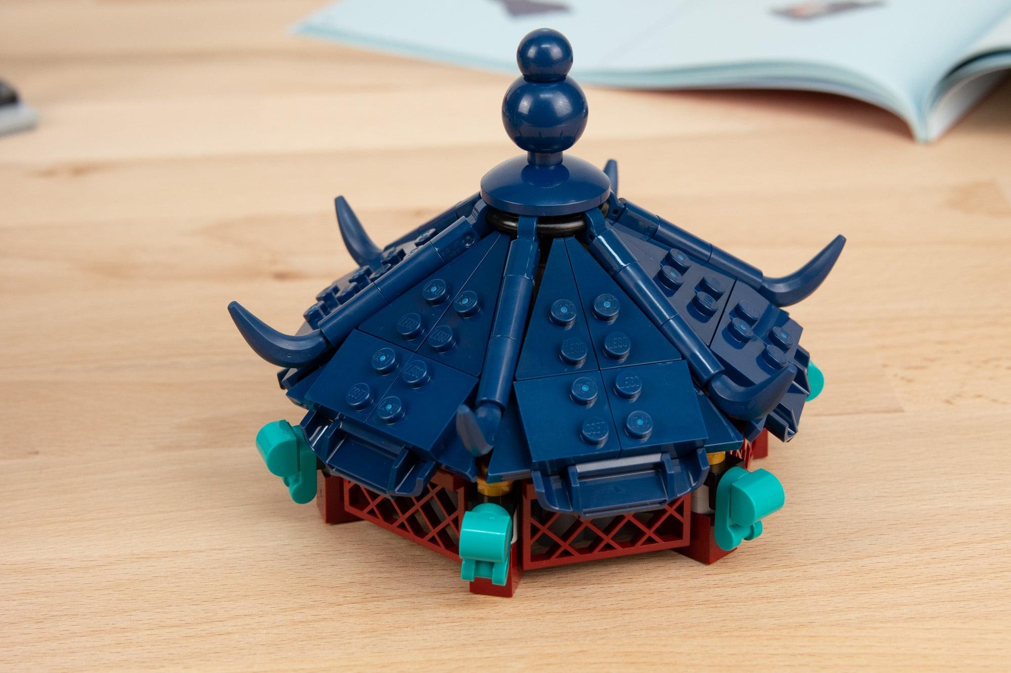 LEGO 80107 Fruehlingslaternenfest Chinesisches Neujahr 50