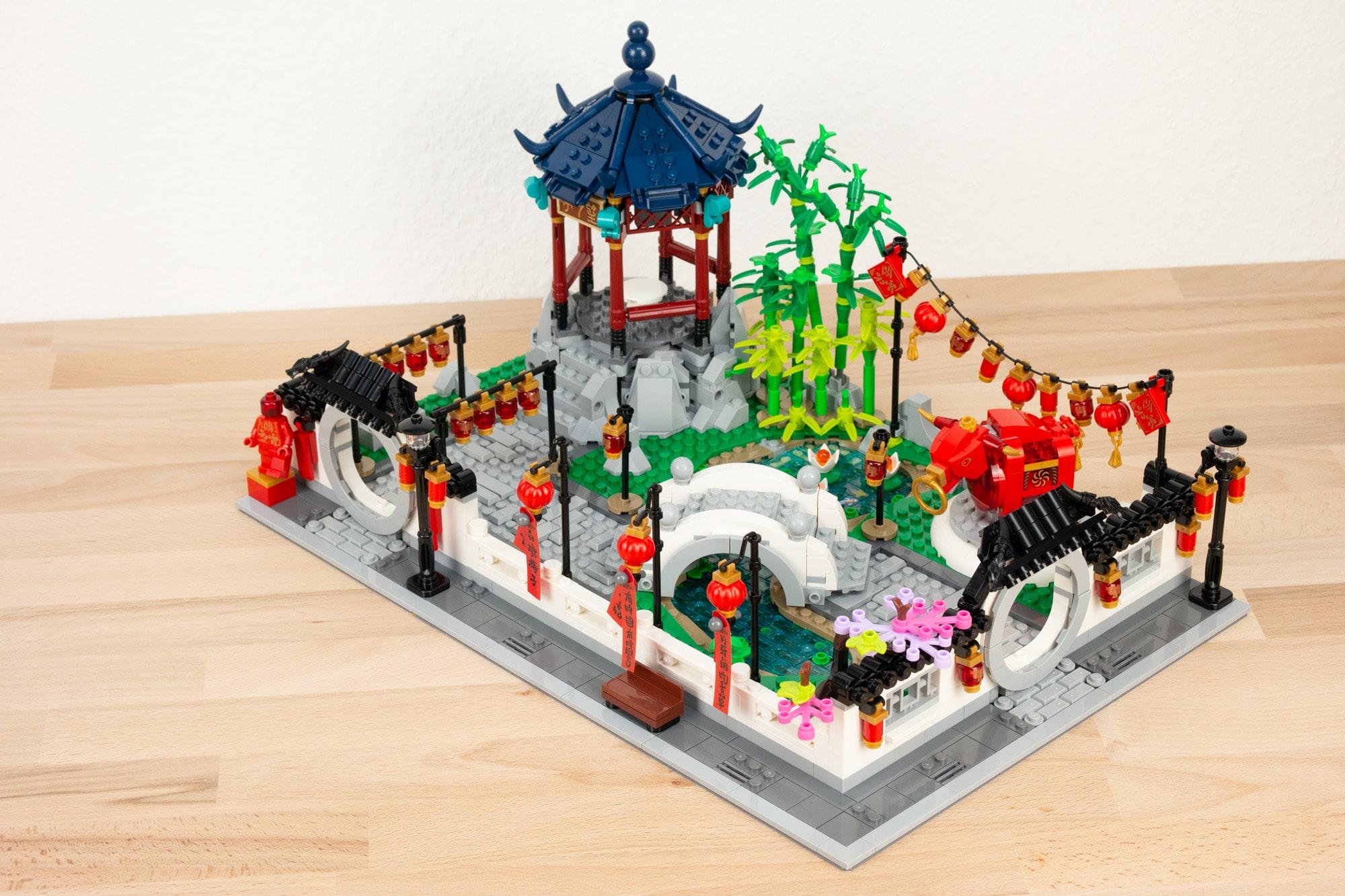 LEGO 80107 Fruehlingslaternenfest Chinesisches Neujahr 56