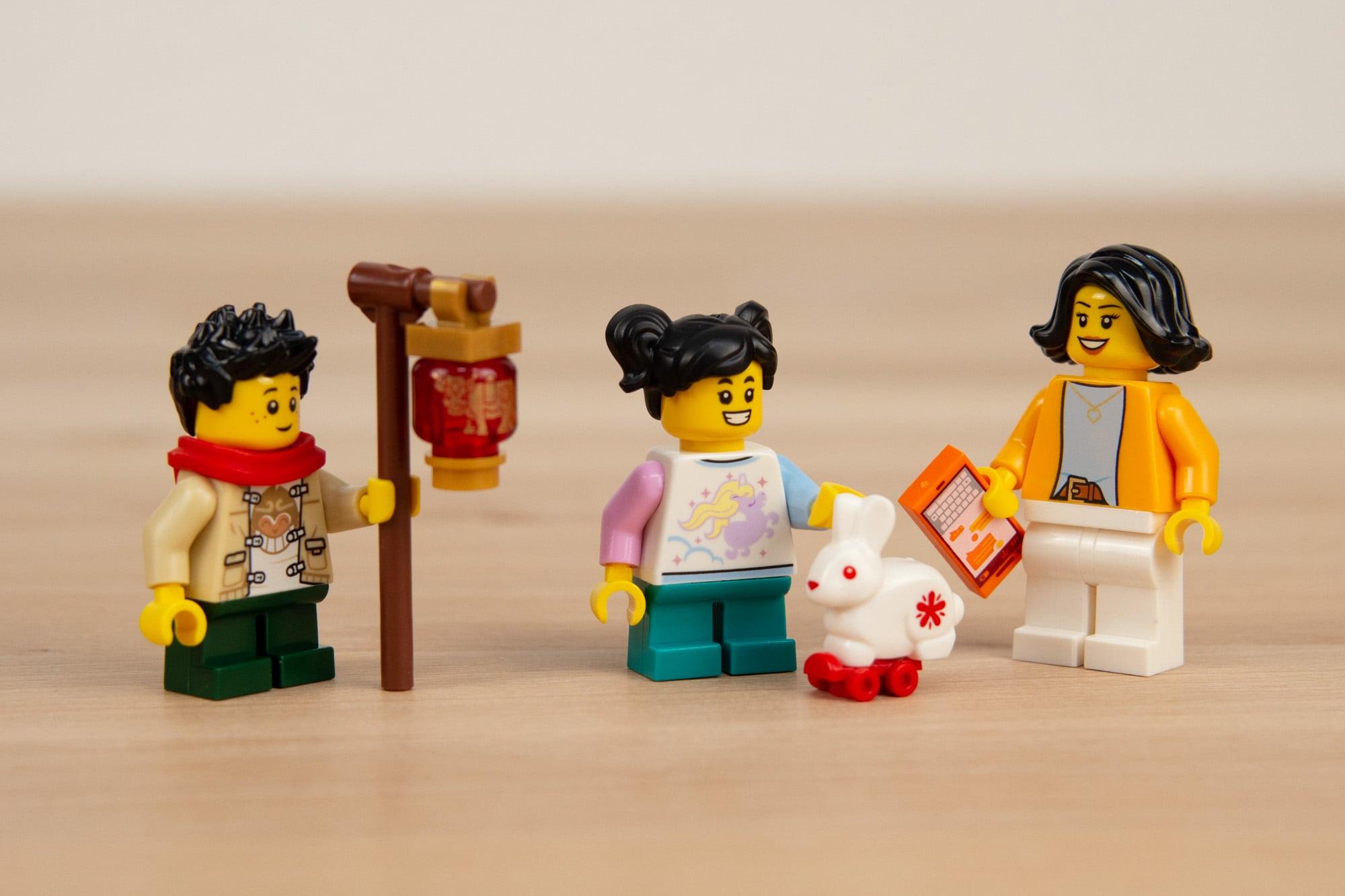 LEGO 80107 Fruehlingslaternenfest Chinesisches Neujahr 57
