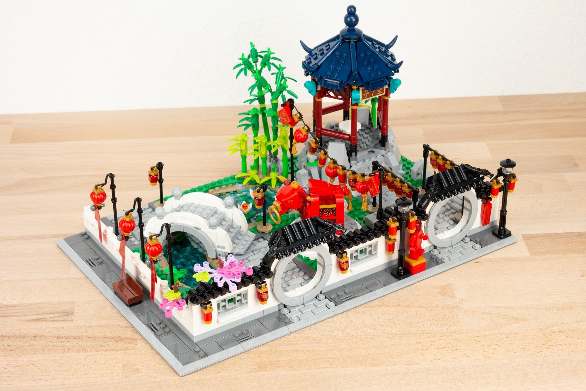LEGO 80107 Fruehlingslaternenfest Chinesisches Neujahr 66