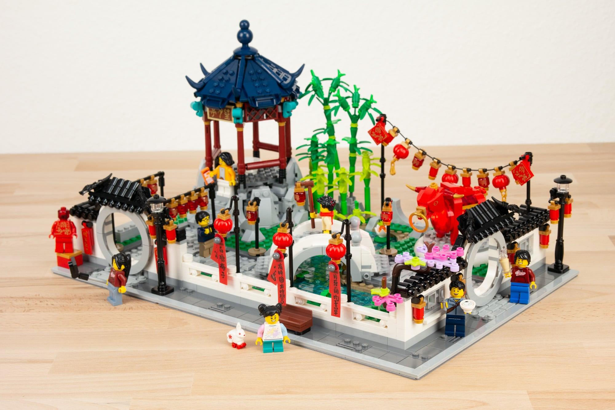LEGO 80107 Fruehlingslaternenfest Chinesisches Neujahr 70
