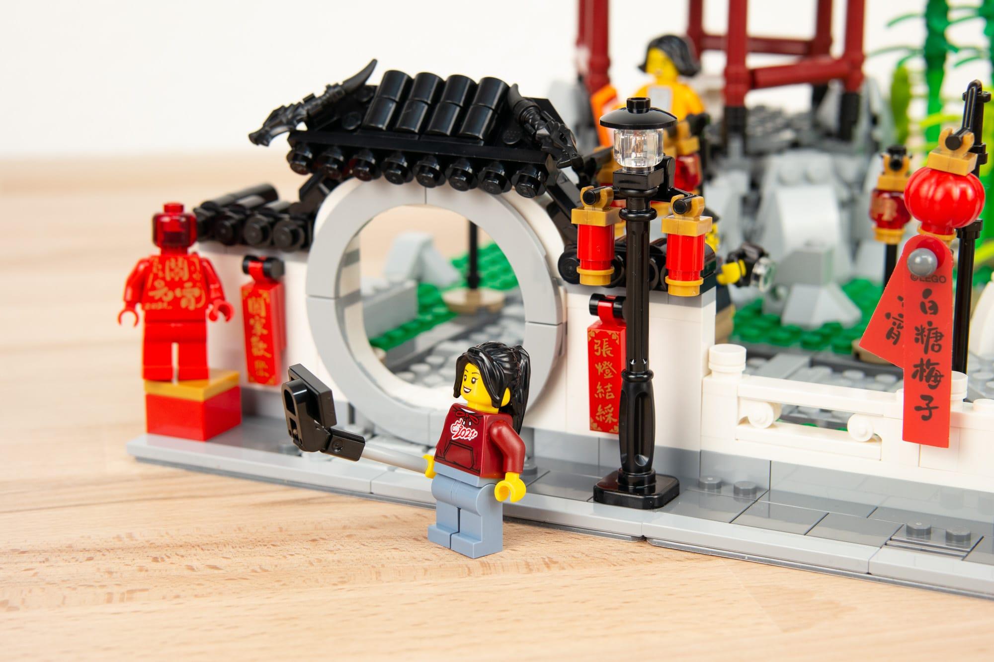 LEGO 80107 Fruehlingslaternenfest Chinesisches Neujahr 71