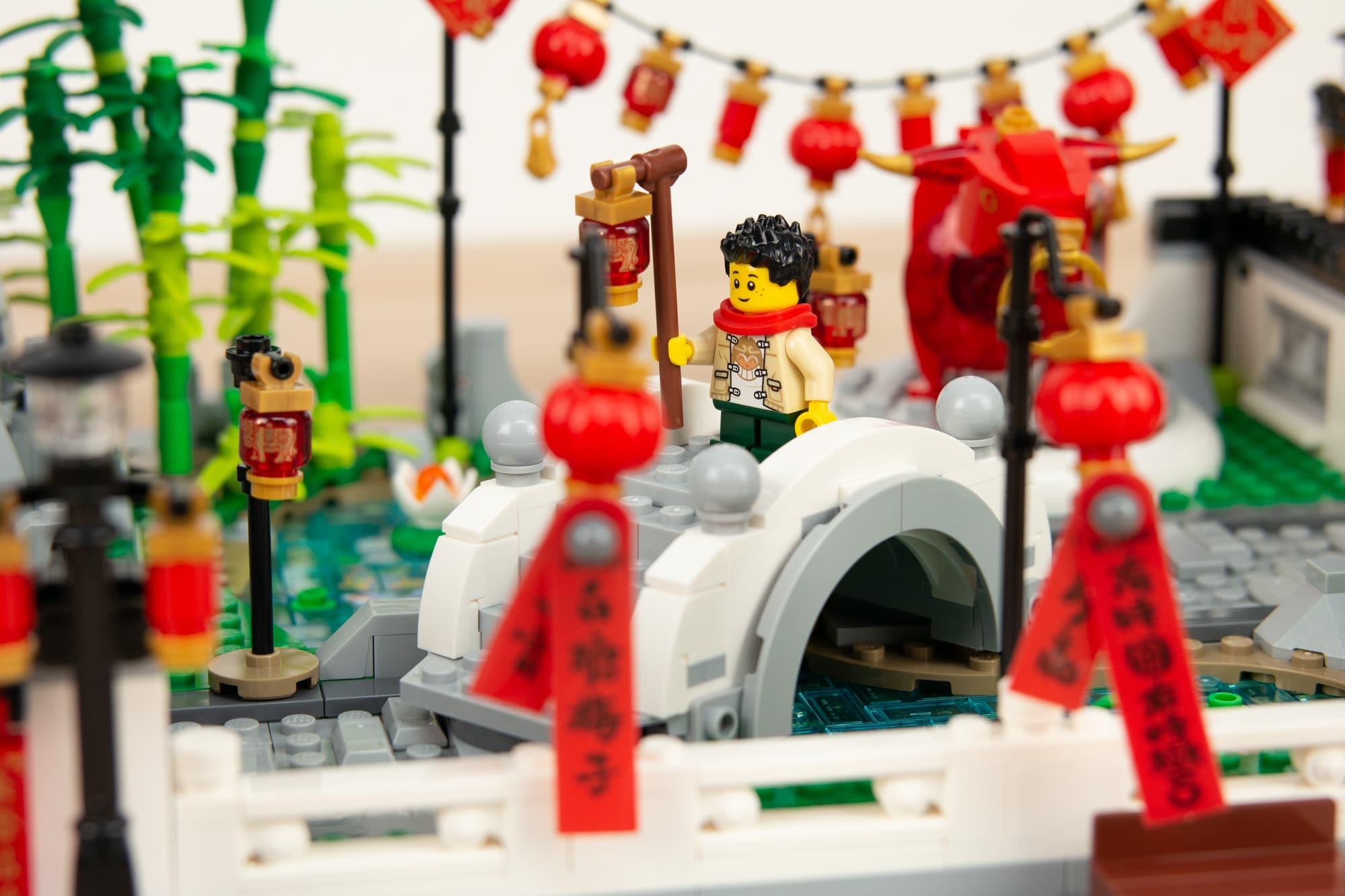 LEGO 80107 Fruehlingslaternenfest Chinesisches Neujahr 73