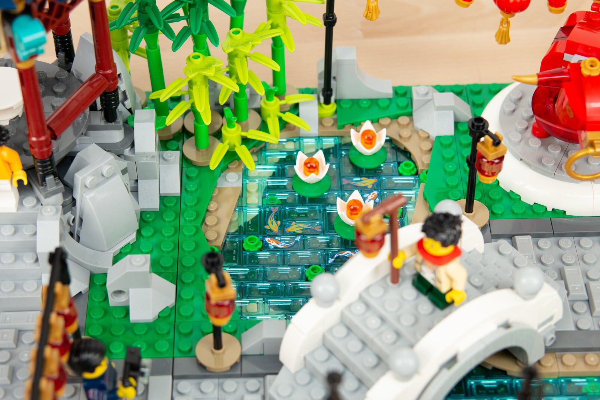 LEGO 80107 Fruehlingslaternenfest Chinesisches Neujahr 74