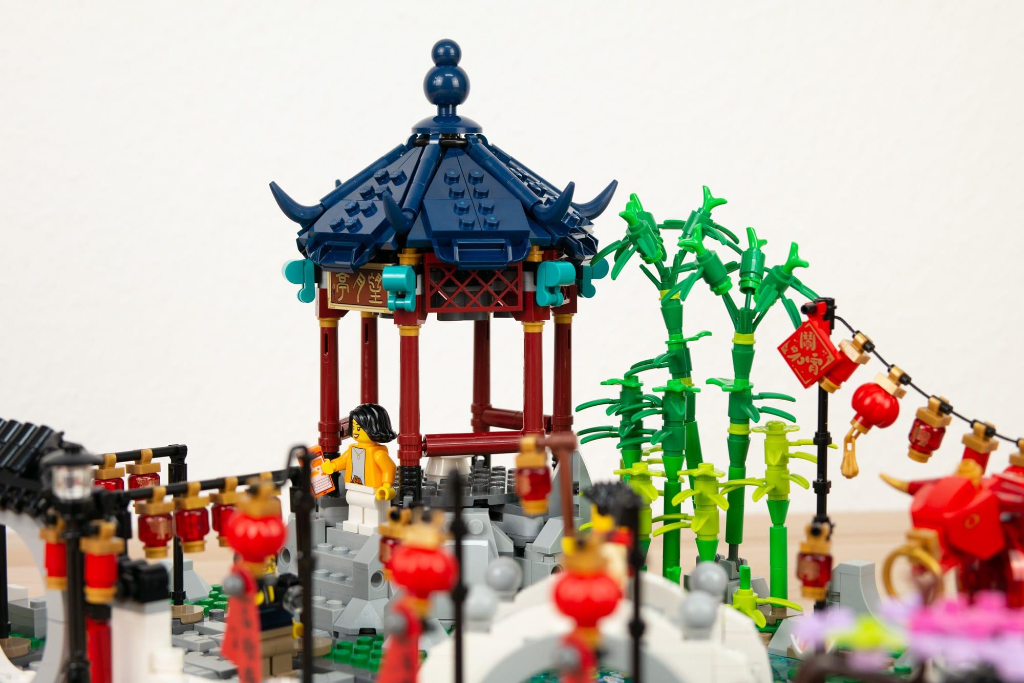LEGO 80107 Fruehlingslaternenfest Chinesisches Neujahr 76