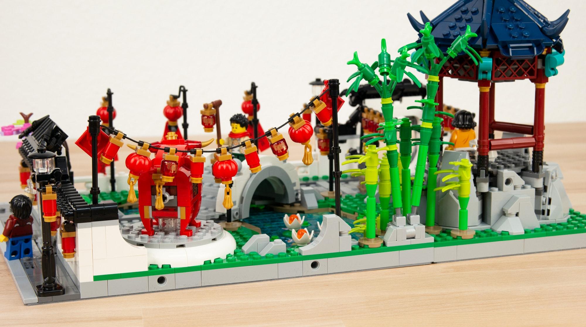 LEGO 80107 Fruehlingslaternenfest Chinesisches Neujahr 78