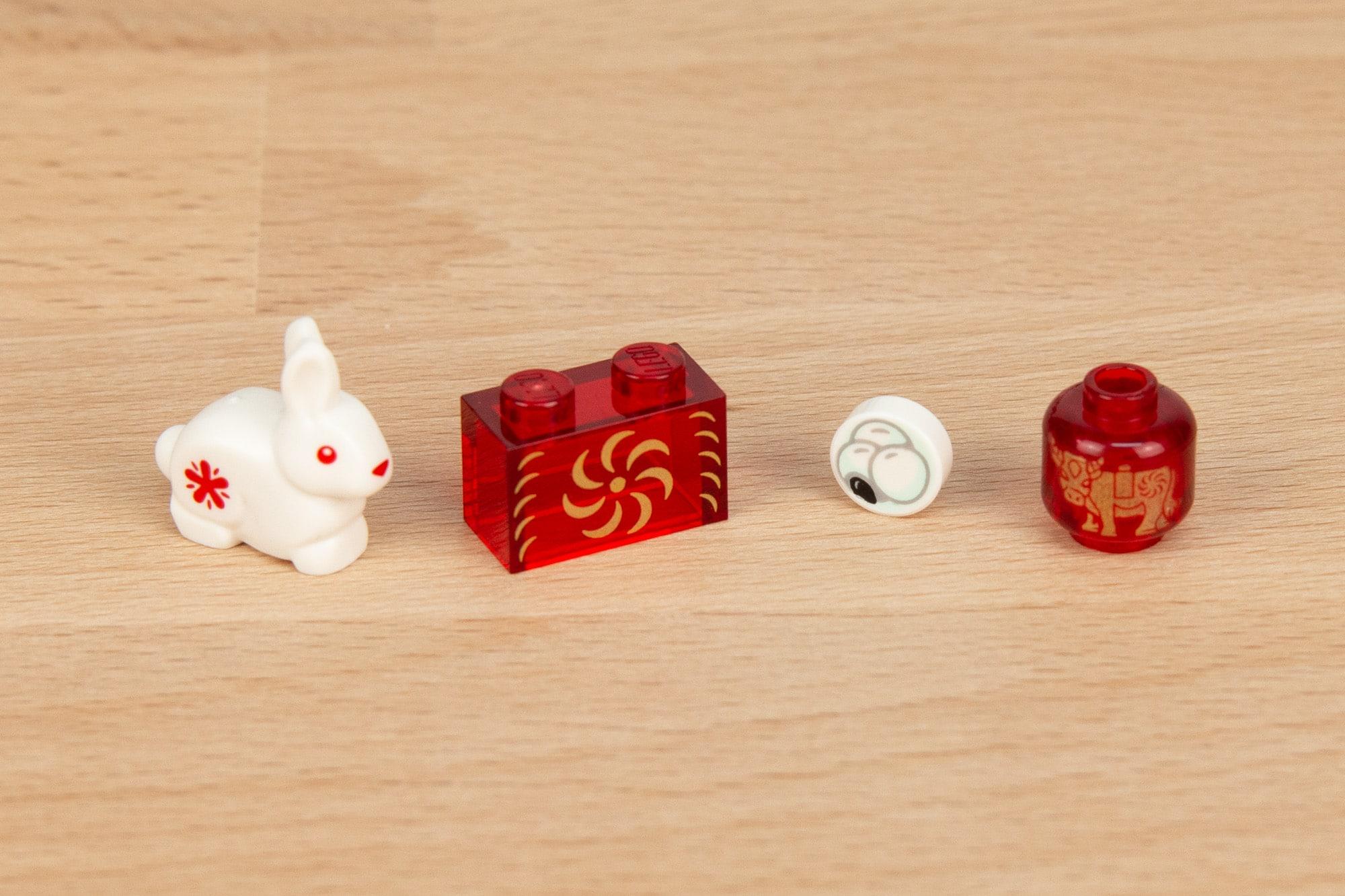 LEGO 80107 Fruehlingslaternenfest Chinesisches Neujahr 83