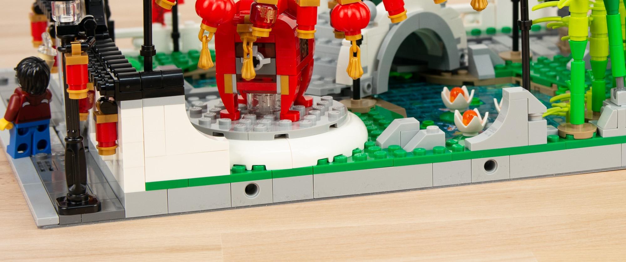LEGO 80107 Fruehlingslaternenfest Chinesisches Neujahr 87