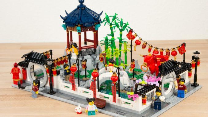 LEGO 80107 Fruehlingslaternenfest Chinesisches Neujahr Titelbild