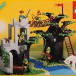 LEGO 90 Jahre Ideas Abstimmung Forestmen