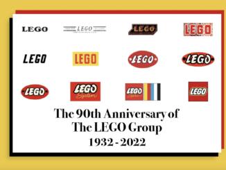 LEGO 90. Jubiläum