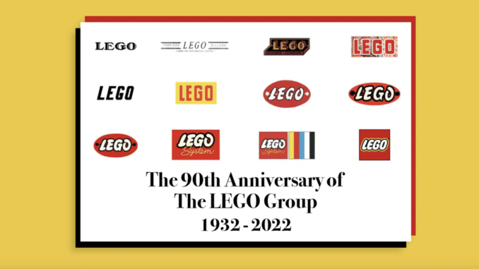 LEGO 90. Jubiläum LEGO Ideas Abstimmung
