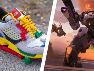 LEGO Adidas LEGO Overwatch Sets 2021 Geruechte
