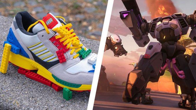 refrigerador élite Evaporar  LEGO adidas und neues LEGO Overwatch Set im Sommer 2021?