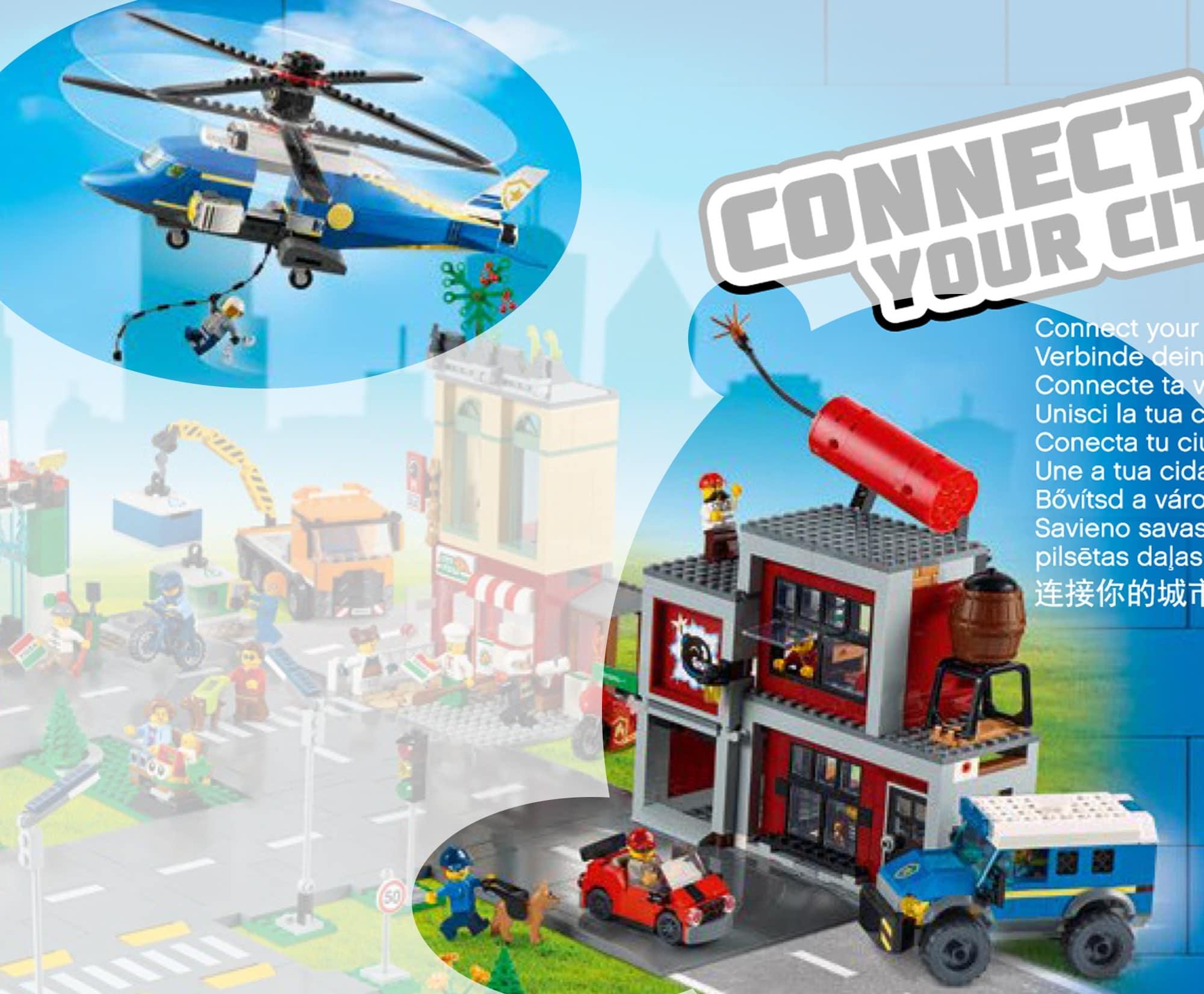 LEGO City 60278 Suche Nach Dem Ganovenversteck Erstes Bild Detail 2
