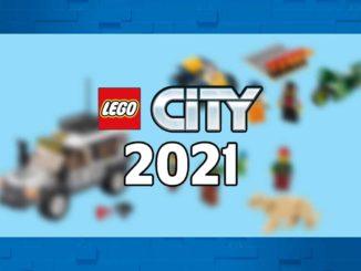 LEGO City Neuheiten 2021