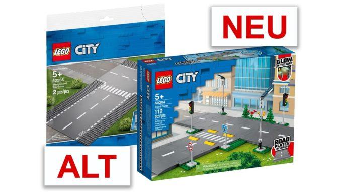 LEGO City Straßenplatten Meinung Titel