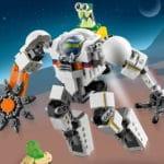 LEGO Creator 31115 Weltraum Mech 4