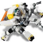 LEGO Creator 31115 Weltraum Mech 9
