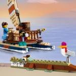 LEGO Creator 31116 Safari Baumhaus 2