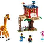 LEGO Creator 31116 Safari Baumhaus 6