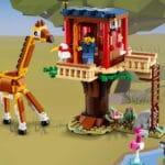 LEGO Creator 31116 Safari Baumhaus 7