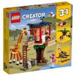 LEGO Creator 31116 Safari Baumhaus 9